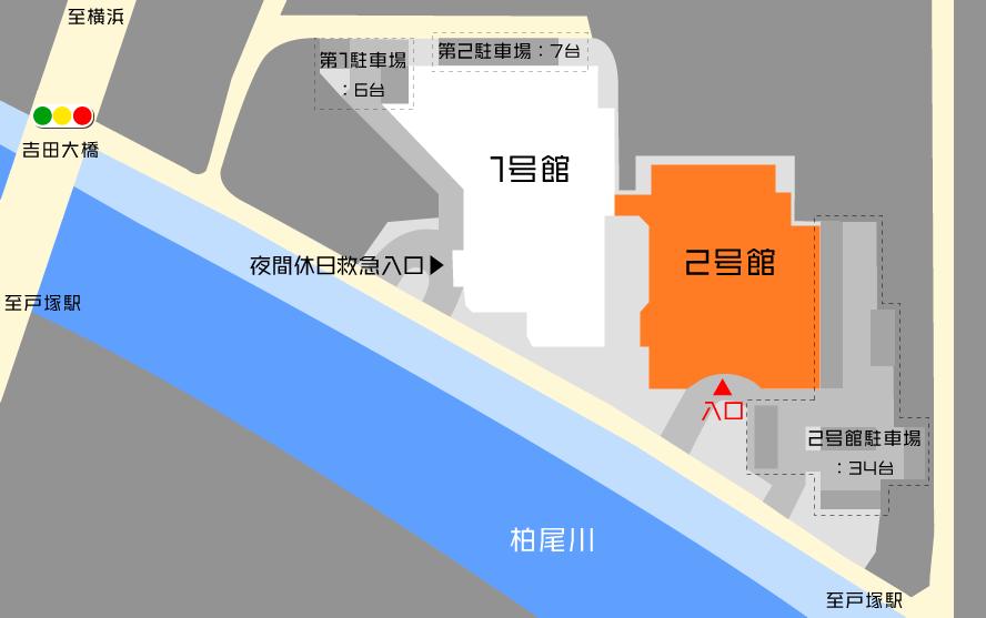 2号館マップ